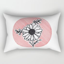 Daisy Rectangular Pillow