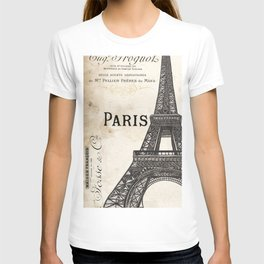 Paris Ooh La La 1 T-shirt