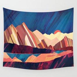 Desert Valley Wandbehang