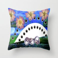 Painting fantasy  Throw Pillow