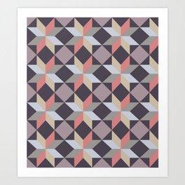pattern - april/28 Art Print