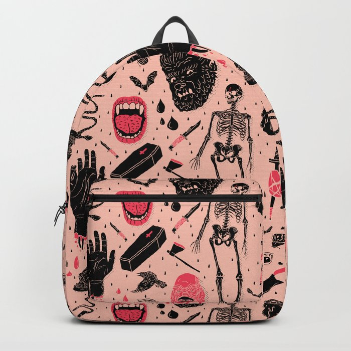 Whole Lotta Horror Rucksack