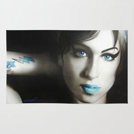 'Amy 'n' Blues' Rug