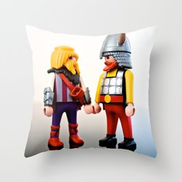 DADT Throw Pillow