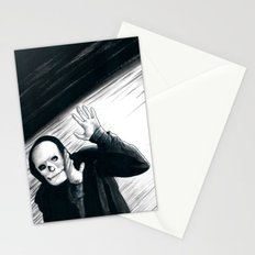 A Stupid Mask Is Not Going To Make You Invincible, Dude Stationery Cards