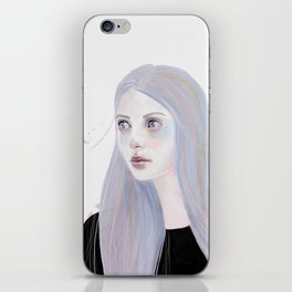 Shades of dreams iPhone Skin