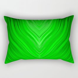 stripes wave pattern 3 de Rectangular Pillow