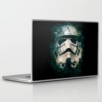 trooper Laptop & iPad Skins featuring Trooper by Sirenphotos