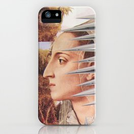 Laura The Iron Maiden iPhone Case
