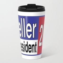 Mueller for President 2020 Travel Mug