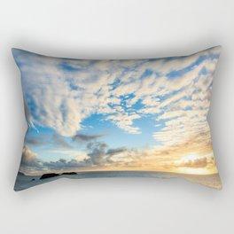 Cape Meares Sunset Rectangular Pillow