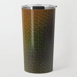 Amazonian Pattern - III Travel Mug