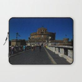 Castel Sant'Angelo, Rome, Italy Laptop Sleeve