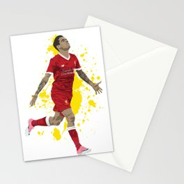 Philippe Coutinho - Liverpool Stationery Cards