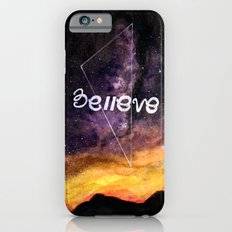 don't stop believing iPhone 6s Slim Case