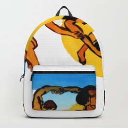 Dance of LIFE      by Kay Lipton Backpack
