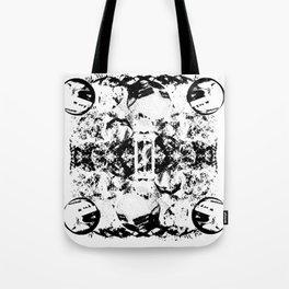 Entropy (Inverse) Tote Bag
