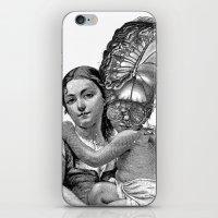 evolution iPhone & iPod Skins featuring Evolution by DIVIDUS DESIGN STUDIO