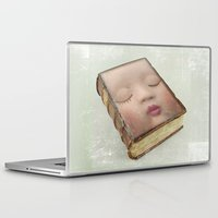 facebook Laptop & iPad Skins featuring facebook by Vin Zzep