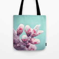 FORERUNNERS OF SPRING Tote Bag