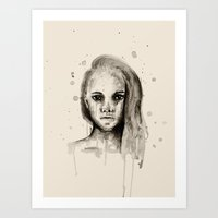 JV2 Art Print
