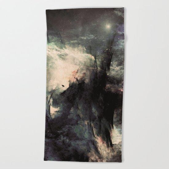 The Last Lullaby Beach Towel