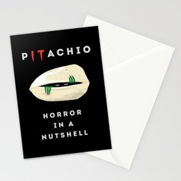 Pitachio - Horror in a Nutshell Stationery Cards