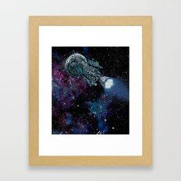 Kronos Colony Ark. view 03 Framed Art Print