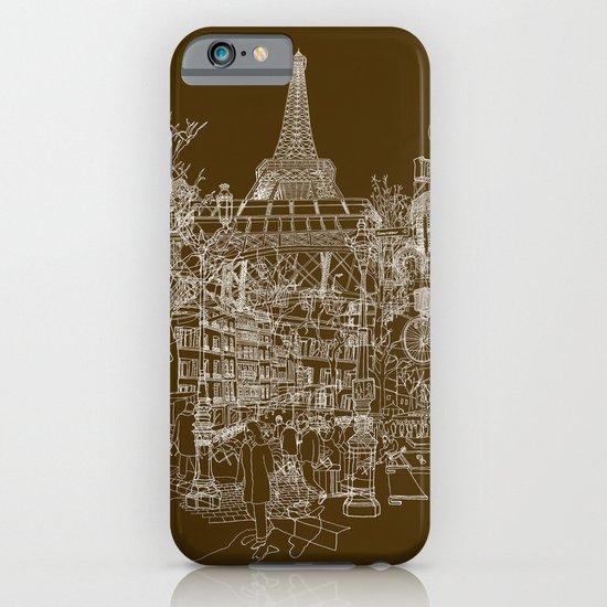 Paris! iPhone & iPod Case