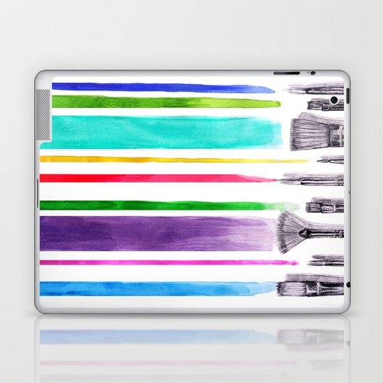 Paint brushes Laptop & iPad Skin