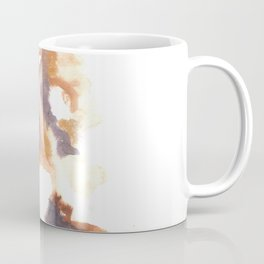 Soft Texture Watercolor   [Grief] Drained Coffee Mug
