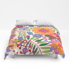 Just Flowers Lite Comforters