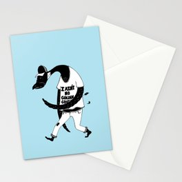 I ain't no golden goose Stationery Cards