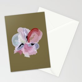 mix tape Stationery Cards