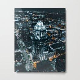 Landscape Photography by Spencer Davis Metal Print