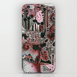 Bluebird iPhone Skin