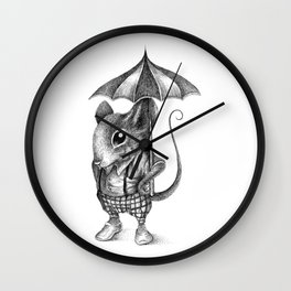 MISTER MOUSE Wall Clock
