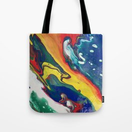 dirty pour ii Tote Bag