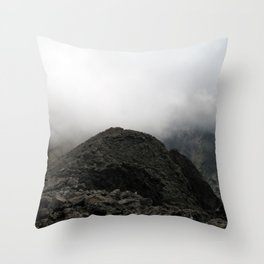 Challenger Point Throw Pillow
