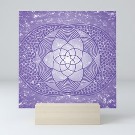 The Third Eye Chakra Mini Art Print