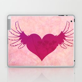 Winged Heart Laptop & iPad Skin