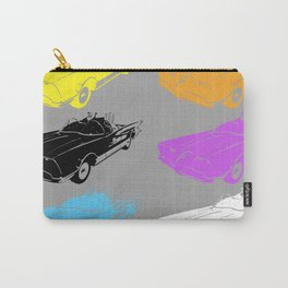 Pop Batmobile Carry-All Pouch