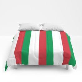 Flag of Italy 3-Italy,Italia,Italian,Latine,Roma,venezia,venice,mediterreanean,Genoa,firenze Comforters