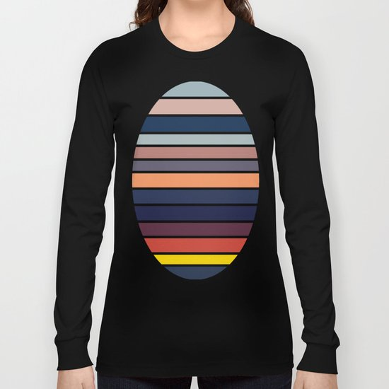 Ocean Sunset #2 Long Sleeve T-shirt
