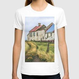 Crumbling Beauty T-shirt