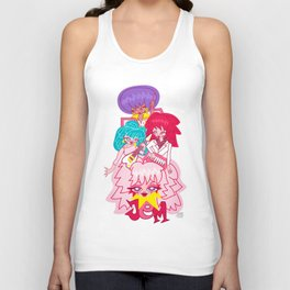 fanart Jem and the Holograms Unisex Tank Top