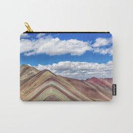 Rainbow Mountain Carry-All Pouch
