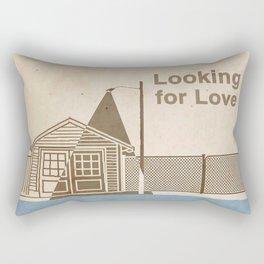 Looking for Love / a Zak & Dean Adventure Rectangular Pillow