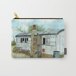 Farm Outbuilding with a Difference. Carry-All Pouch
