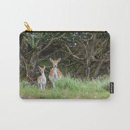 Fallow deer Carry-All Pouch